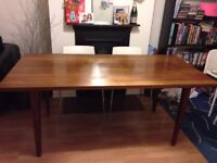 Riva 1920 Solid Walnut Dining Table