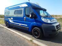 FIAT DUCATO 2013 CAMPERVAN FULL MOT