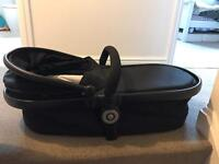 iCandy Peach 3 Carrycot - Black (Jet)