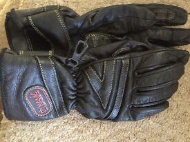 motorbike gloves ladies