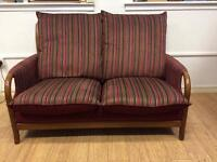 2 seater Parker knoll styled couch
