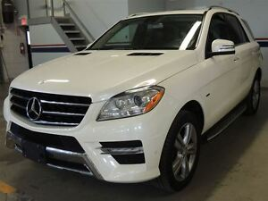 2012 Mercedes-Benz M-Class ML 350 BLUE TEC , NAVIGATION, BACK UP