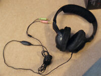 Creative Fatal1ty headphones