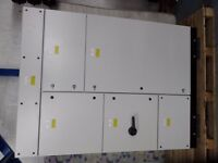 A Brand New Elsteel 3 Phase +N/+E Incoming Distribution Isolator Panel.