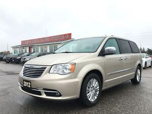 2012 Chrysler Town & Country Limited|LEATHER |NAVI|POWER DOORS