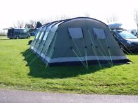 Outwell Vermont L - 6 berth tent