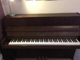 PRICE REDUCED: Petrof Piano