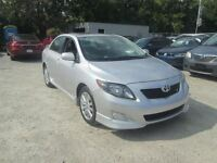 2010 Toyota Corolla S TYPE** CERT & 3 YEARS WARRANTY