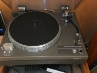 Rare Sony PS-6750 Direct Drive turntable stunning