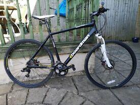 Boardman Mx Race Men S Black Hybrid Bike Large