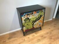 Hulk chest of drawers