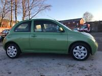 Nissan micra very low mileage