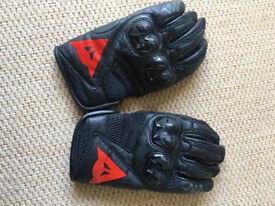 Dianese Gloves Mig c2 black - brand new