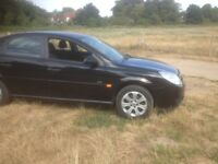 Vauxhall Vectra Life 1.8 2008 New 12 mths Mot