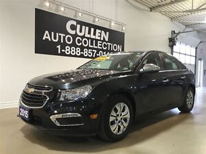 2015 Chevrolet Cruze LT /REMOTE START, MYLINK, BACK UP CAM