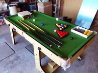 Snooker/Pool