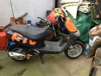 Spare or repairs 50cc