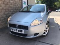 fiat punto grande - 1.2 petrol - 6 months mot - 3 former keepers - nice alloys - good engine