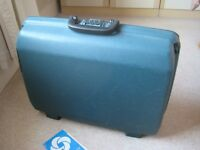 Samsonite hardside suitcase