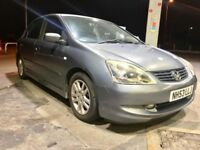 2004 HONDA CIVIC - 5DOORS 1.6, MOT MARCH 2019(12 MONTHS), AIRCON,ALLOY WHEELS,GOOD TYRES,HPI CLEAR