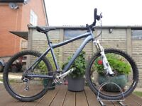 "Marin Eldridge Grade Hardtail Trail Mountain Bike - Large 19"" Frame 26"" Wheel - 27 Speed High Spec"