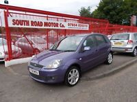 *FORD FIESTA*BLUE EDTN*2009*IMMACULATE*LOW MILEAGE*FULL SERVICE HISTORY*YEARS MOT*BARGAIN AT £2995*