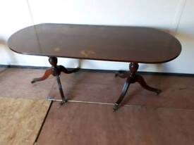 Coffee table for restoration