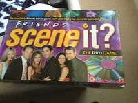 FRIENDS SCENE IT - TRIVIA DVD BOARD GAME