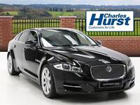 Jaguar XJ D V6 PREMIUM LUXURY LWB (black) 2011-03-24