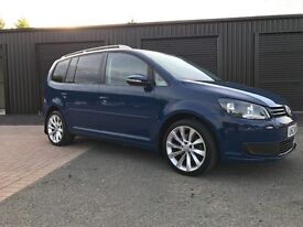 Volkswagen TOURAN 2.0 TDI SE BLUE TECH 7 seater diesel