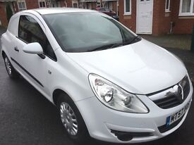 2008 CORSAVAN *NO VAT* *LOW MILES* *ONE OWNER* *FULL SERVICE HISTORY* REDUCED BY £600