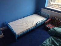 Junior bed excellent condition only used a few times.