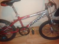 BMX Bike For 8yrs upwards