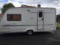 2004 Top of the Range 2 Berth Sterling Eccles Diamond Caravan in excellent condition