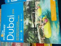 Dubai entertainer book