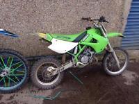 Kx80 unreal bike
