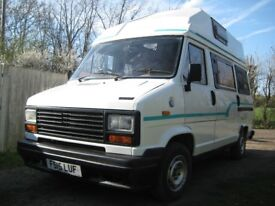 Talbot Avalon Autohome fitted campervan