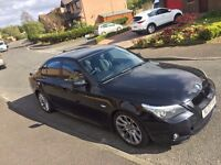 BMW 520d M-Sport - 104k miles - 1 Years MOT - Full Service History - 2 Prev Owners