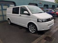 VW Transporter T5 LWB 2.0 Diesel Conversion