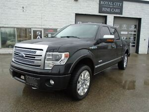 2013 Ford F-150 Platinum MOON ROOF NAVI LEATHER