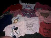 Girls clothing 9-24 months
