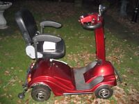 mobility scooter for sale with new batteries