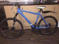 """19"""" MUDDYFOX mountain bike"""
