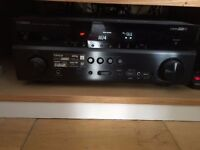 YAMAHA RX-V775 7.2 Ch Home Theatre Network AV Receiver Wifi Airplay