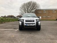 Land Rover Freelander 2.0 TD4 S 5dr£2,695 p/x Great Condition & history 2005, SUV 95,000 miles