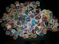 Huge amount of 90s pogs rares shinys..