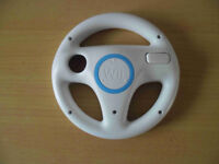 Racing Steering Wheel for Nintendo Wii