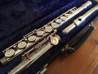 Gemeinhardt Flute 2ESP S/E With Case Excellent Condition