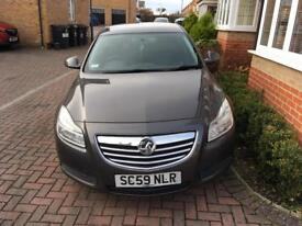 Vauxhall insignia 1.8 2010 low milage