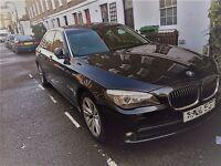 2009 BMW 7 Series 3.0 730ld SE Luxury 4dr